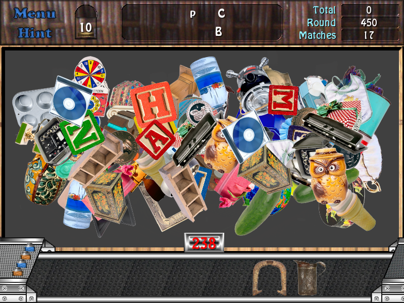 The Ultimate Un-Hidden Object Game